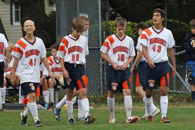 MHS JV Soccer