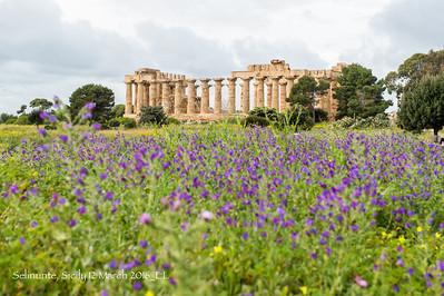 Selinunte, Sicily March 2016