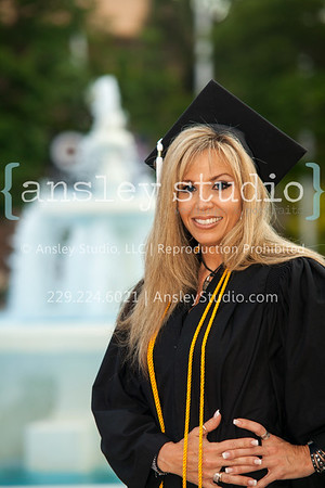 Nikki Gold: FSU Graduation