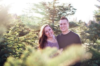 Victoria and Brandt Engagement