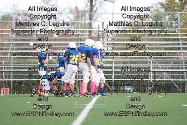 2012-10-17 Findlay Blue vs. Findlay Gold Camera II