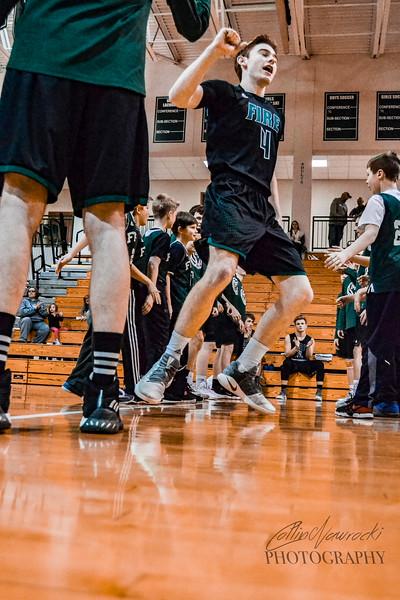 Boys Varsity Basketball vs. New Prague