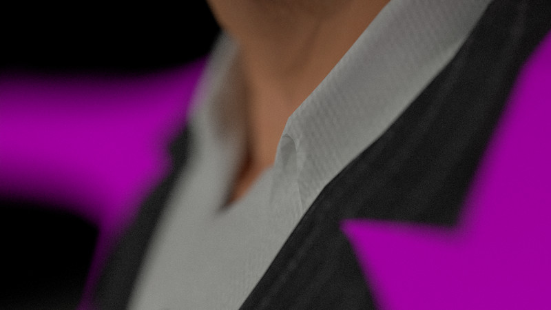 Business Man Scene Multiple Rigging (Missing Textures) CGI Render 8