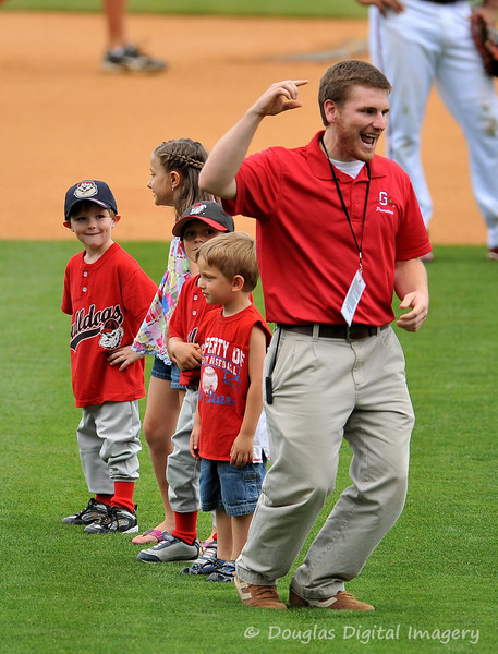 5-10-09 - Gwinnett Braves