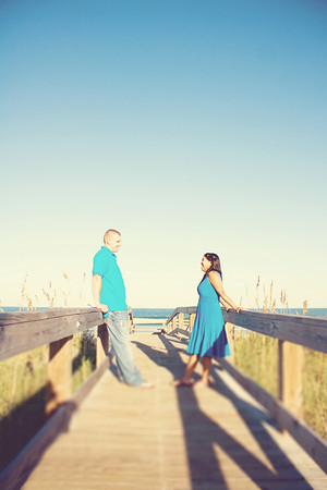 Kristine & David {Engagements}