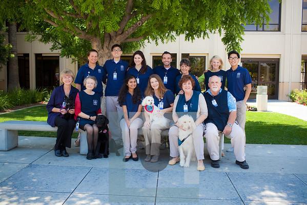 Loma Linda Volunteers