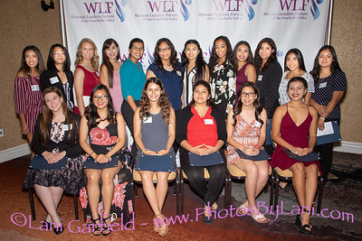 WLF Scholarship Awards Lunch 5/12/18 by Lani