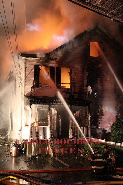 Stoneham, MA - 3rd Alarm, 17 Congress Street, 10-10-11