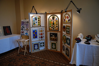 Thornblade Art Show