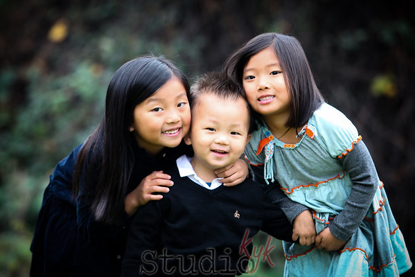 The Shin Kids  ~  Mini Shoot 2012