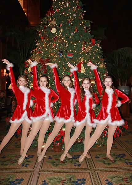 2015: Dette Officers Perform at Dallas Children's Parade Preview - Dec. 4