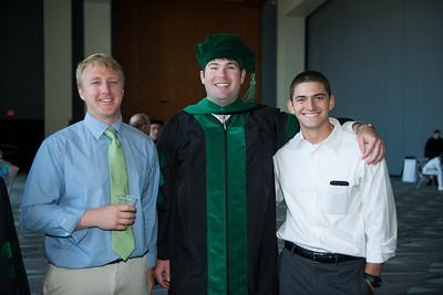 Savannah Medical School Commencement 2014