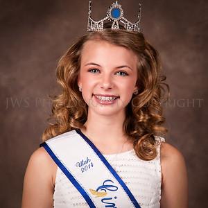 2014/2015 Utah State Cinderella Miss Morgan Burton