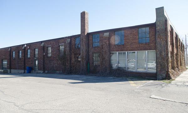 Facilities Storage Building