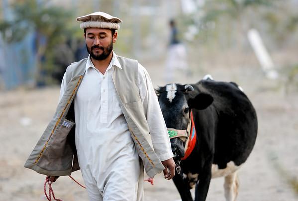 Afghanistan Kabul Fair Portraits