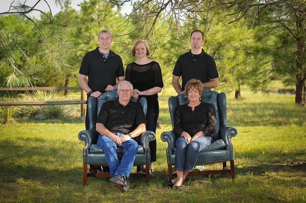 Brian Johnson Family Pics