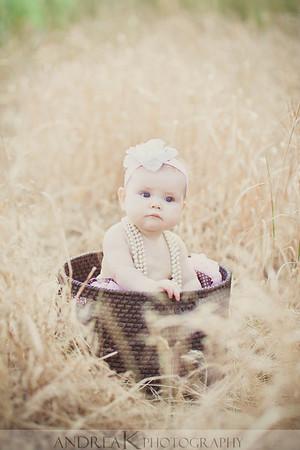 Ella 6 months