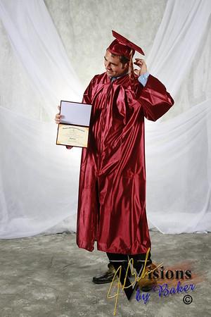 Andy's Graduation 2009