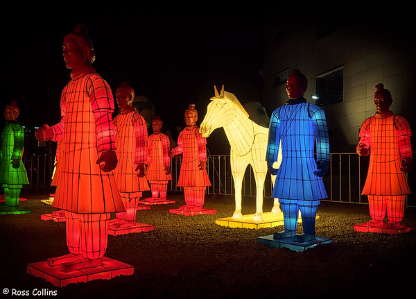Lanterns of the Terracotta Warriors 2019