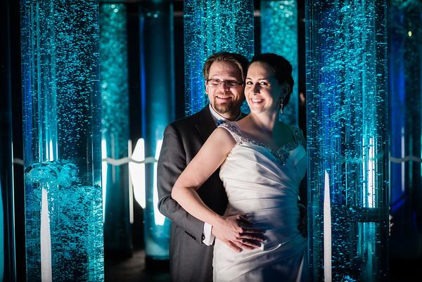 Kalyn and Brett - National Aquarium Wedding
