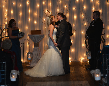 The Kyle House Weddings - Heather & Collin