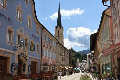 Garmisch - Partenkirchen/D - 07/2018