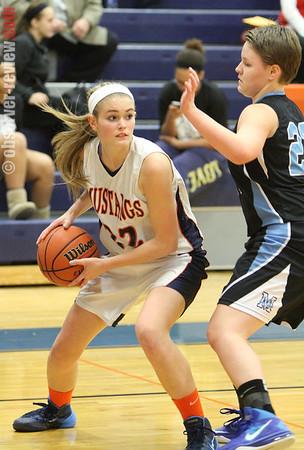 Penn Yan Basketball 12-13-13