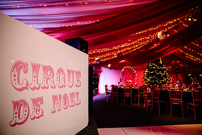 Heaton House Farm Christmas Ball