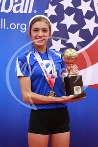 Sports (Club, AAU, USAVB)