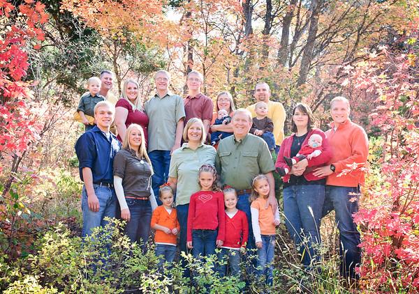 Hyer Family Oct 2010