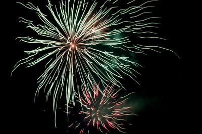 CANADA DAY - Fireworks in KENORA