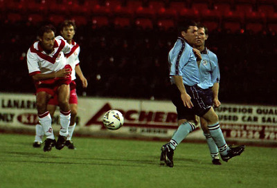 Airdrie v Clydebank 19 9 00
