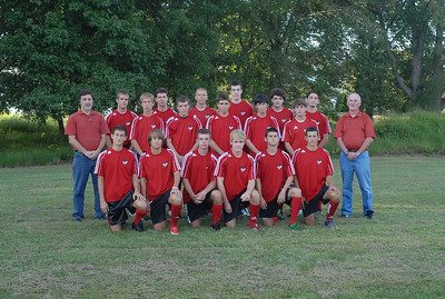 Medford Strikers Team Pic '08