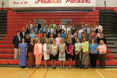 High School Staff 2008-2009