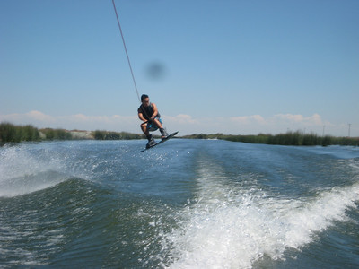 2007.08.14 Wakeboarding