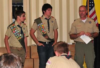 Eagle Scout Zach Cordisco