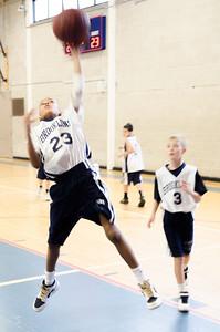 Travel Basketball, 4th, 5th & 6th Grade Teams