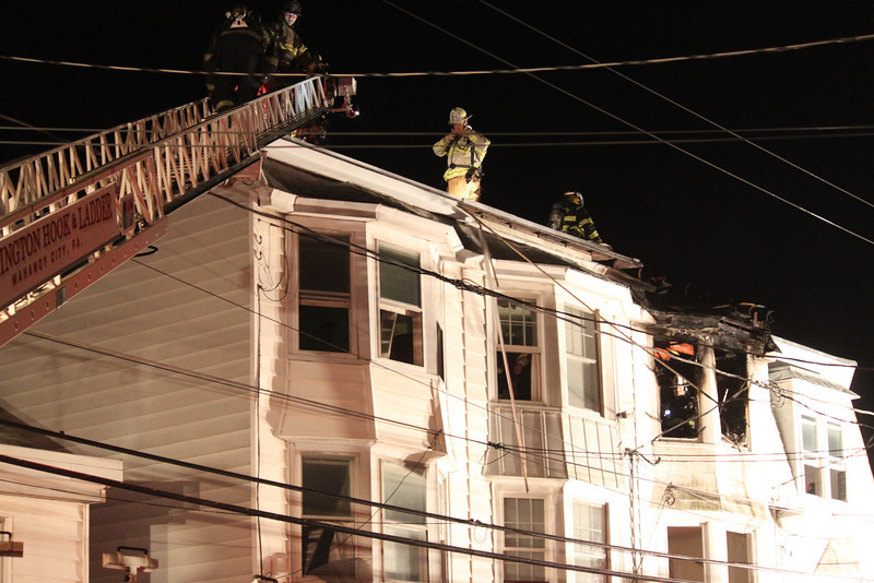 House Fire, 326 East Pine St, Mahanoy City, 8-18-2011 (8).JPG