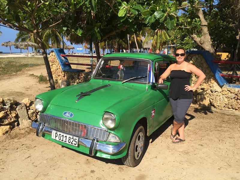 Trinidad Cuba - Playa Ancon - Lina Stock