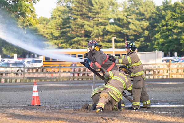 Monmouth County Firefighter Competition - County Fair 2019