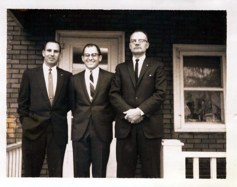 1967 Lloyd, Marvin and Doc at Wilma's wedding.jpeg