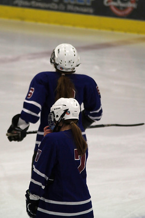 More Girls' JV Hockey vs. VA | By Liesl Magnus