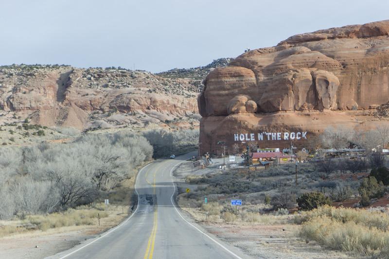 Hole In The Rock, UT
