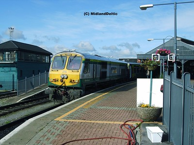 Cork (Rail), 15-08-2007