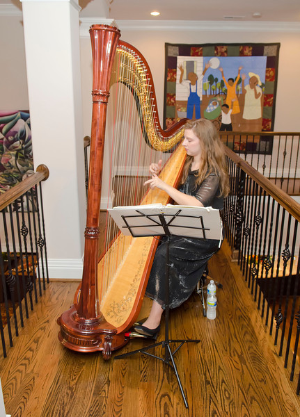 JCSU Reception for Denyce Graves @ The Smith House 9-29-11 by Jon Strayhorn