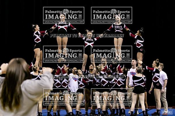 Mid-Carolina-2019 State Cheerleading Championship