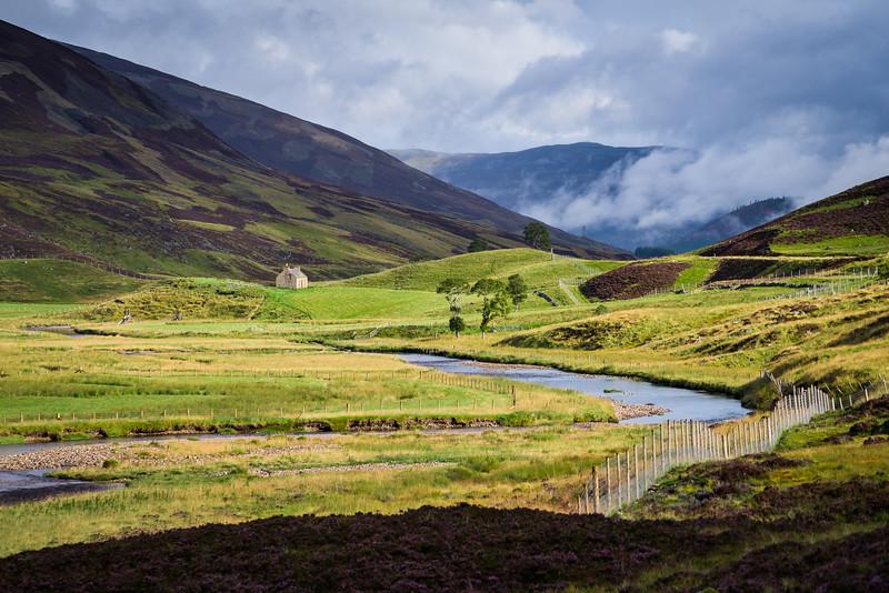 Cairngorms, Scotland