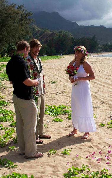 Sarah and Sam-- Kauai