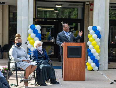 Renaming of School No. 3 to Dr. Alice Holloway Young