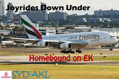 Joyrides 6 - Emirates SYD-AKL (2009)